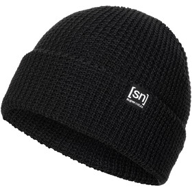 super.natural City Beanie, jet black